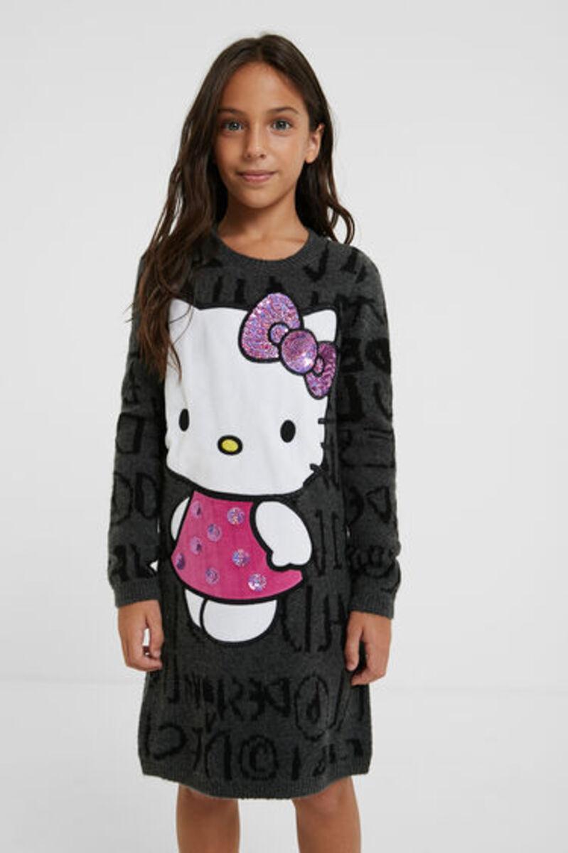 Bild 3 von Kurzes Kleid mit Hello Kitty