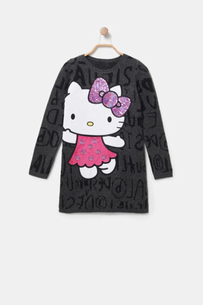 Bild 5 von Kurzes Kleid mit Hello Kitty