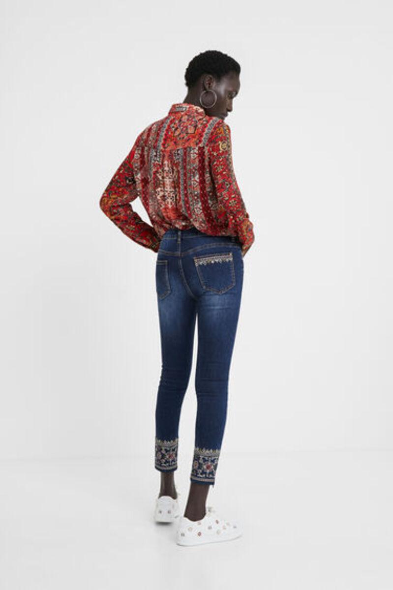 Bild 4 von Exotische Skinny Jeans