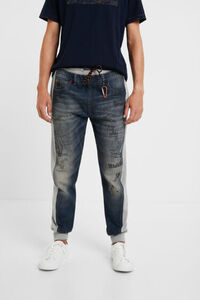 Hybrid-Jeans mit Bolimania
