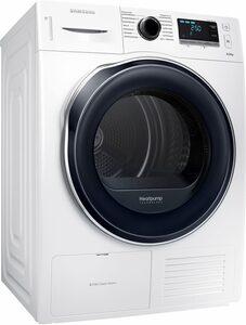 """Samsung Wärmepumpentrockner DV6000 DV80K6010CW/EG, 8 kg, ETM Test """"sehr gut"""""""
