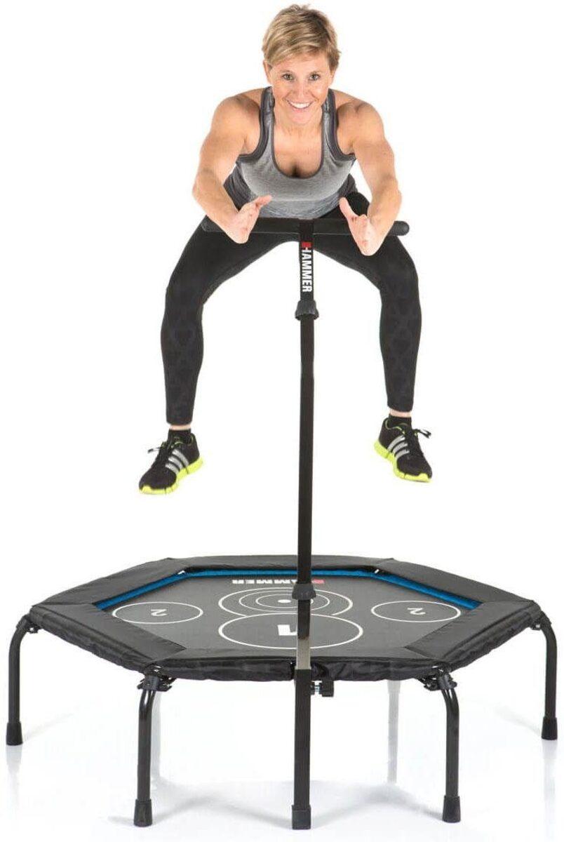 Bild 1 von Hammer Fitnesstrampolin »Cross Jump«
