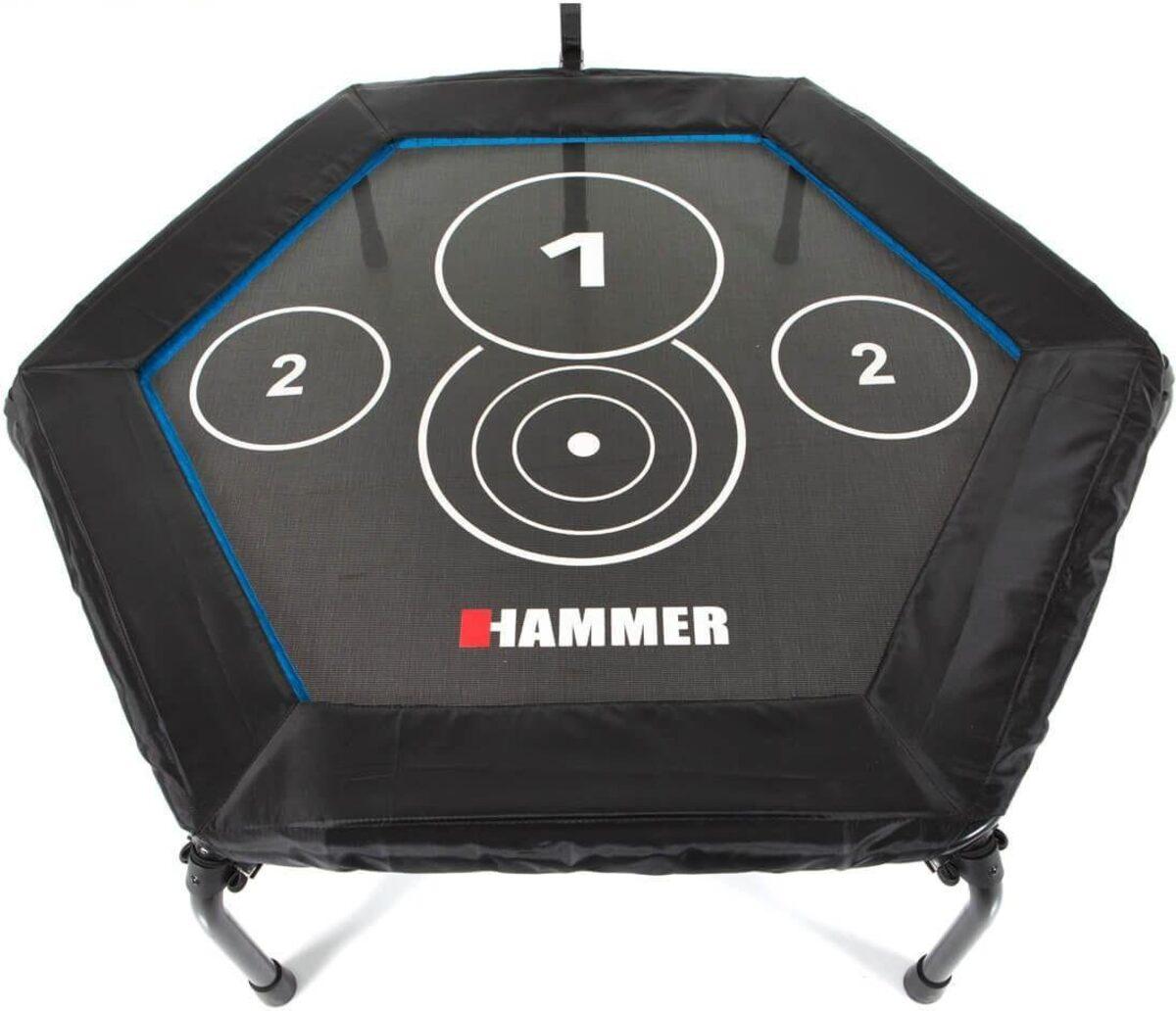 Bild 2 von Hammer Fitnesstrampolin »Cross Jump«