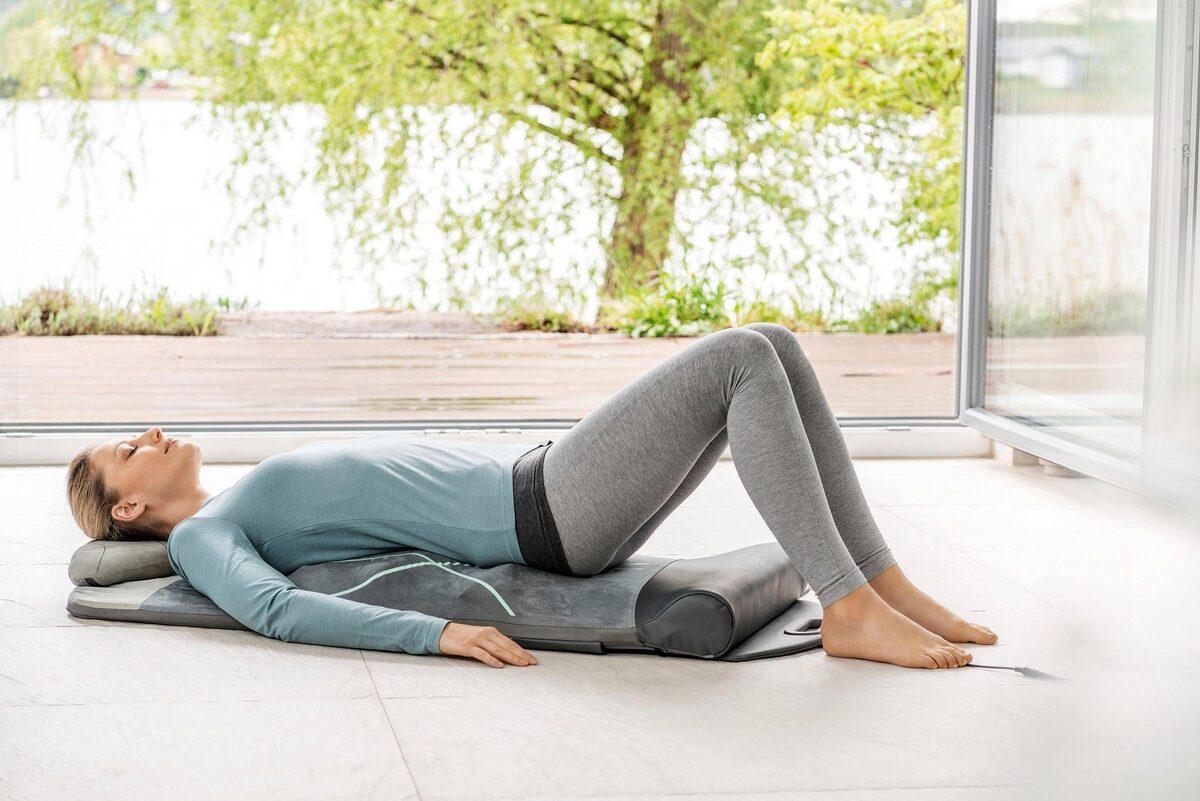 Bild 4 von BEURER Massagematte »MG 280 Stretch- & Yogamatte«