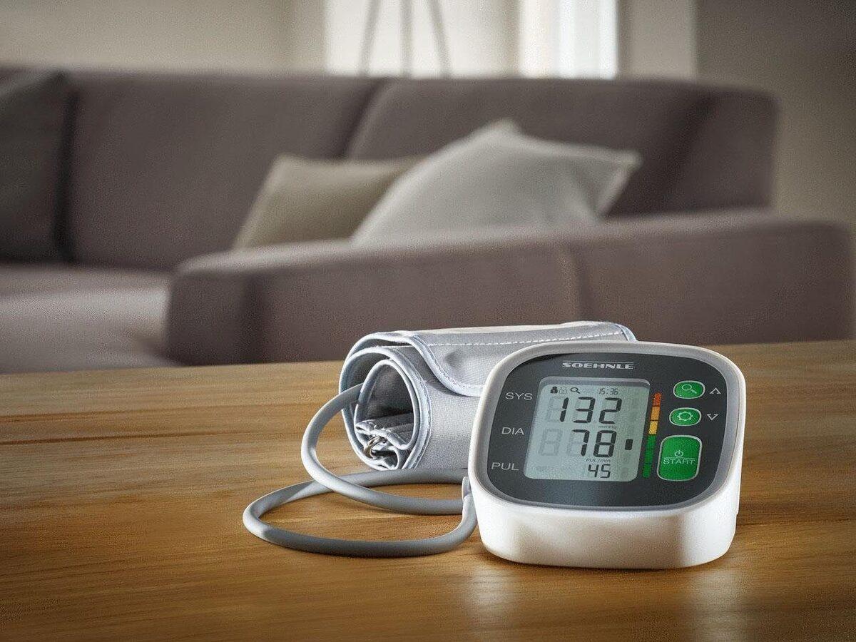 Bild 3 von Soehnle Oberarm-Blutdruckmessgerät Systo Monitor 300, integrierter Bewegungssensor für korrekte Messergebnisse