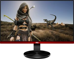 AOC G2490VXA Gaming-Monitor (1920 x 1080 Pixel, Full HD, 1 ms Reaktionszeit, 144 Hz)