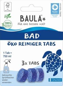 Biobaula  Bad ÖKO Reiniger 3 Tabs