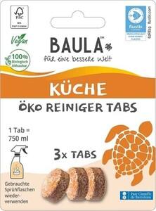 Biobaula  Küche ÖKO Reiniger 3 Tabs