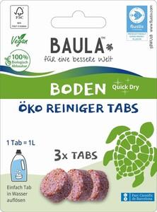 Biobaula  Boden ÖKO Reiniger 3 Tabs