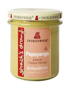 Zwergenwiese Bio Streich´s drauf Papayango 160 g