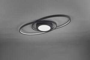 Reality LED Deckenleuchte Galaxy VIGO+AB13, anthrazit