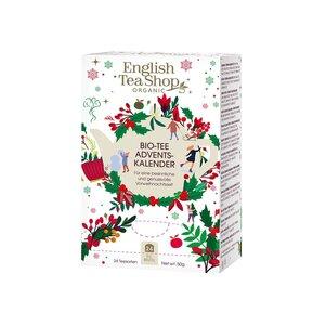 THE ENGLISH TEASHOP Kleiner Tee Adventskalender