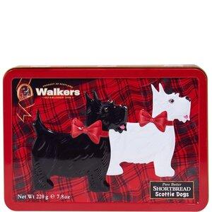 WALKERS Shortbread Scottie Dog Dose