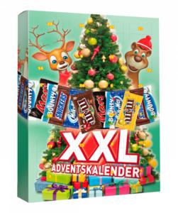 M&M's & Friends XXL Adventskalender