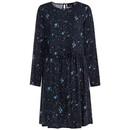 Bild 1 von Damen Kleid mit floralem Allover-Motiv