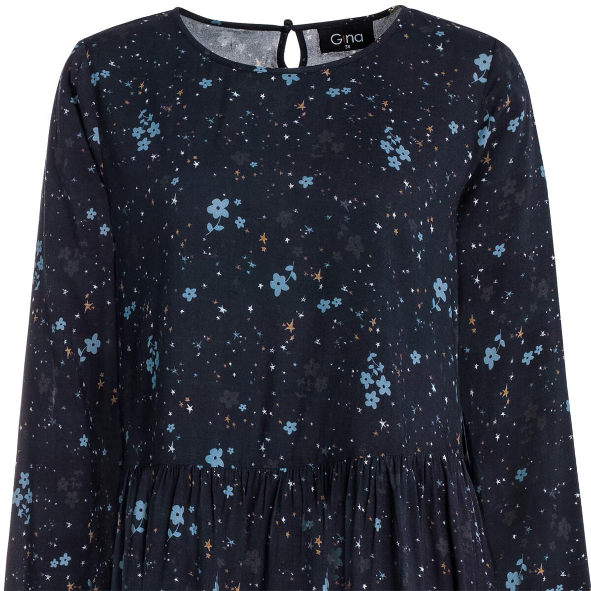 Bild 2 von Damen Kleid mit floralem Allover-Motiv