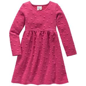 Mädchen Kleid mit Stern-Allover