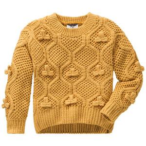 Mädchen Pullover in Chenille-Qualität