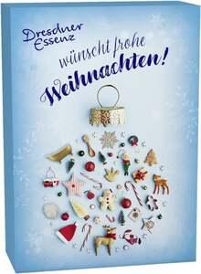 Dresdner Essenz Adventskalender 24 Wohlfühlmomente