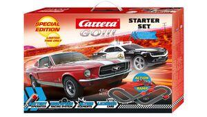Carrera GO!!! - Autorennbahn Starter Set