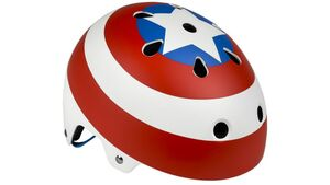 Powerslide - Marvel - Helm CAPTAIN AMERICA