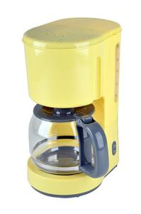 efbe schott Kaffeeautomat mit Glaskanne KA 1080.1 Sahara Gelb 1.5 Liter