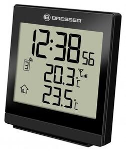 Bresser® Funktemperaturstation Temeo SQ - schwarz
