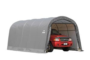 ShelterLogic Foliengarage Round Top 22,57 m², 370x610 cm