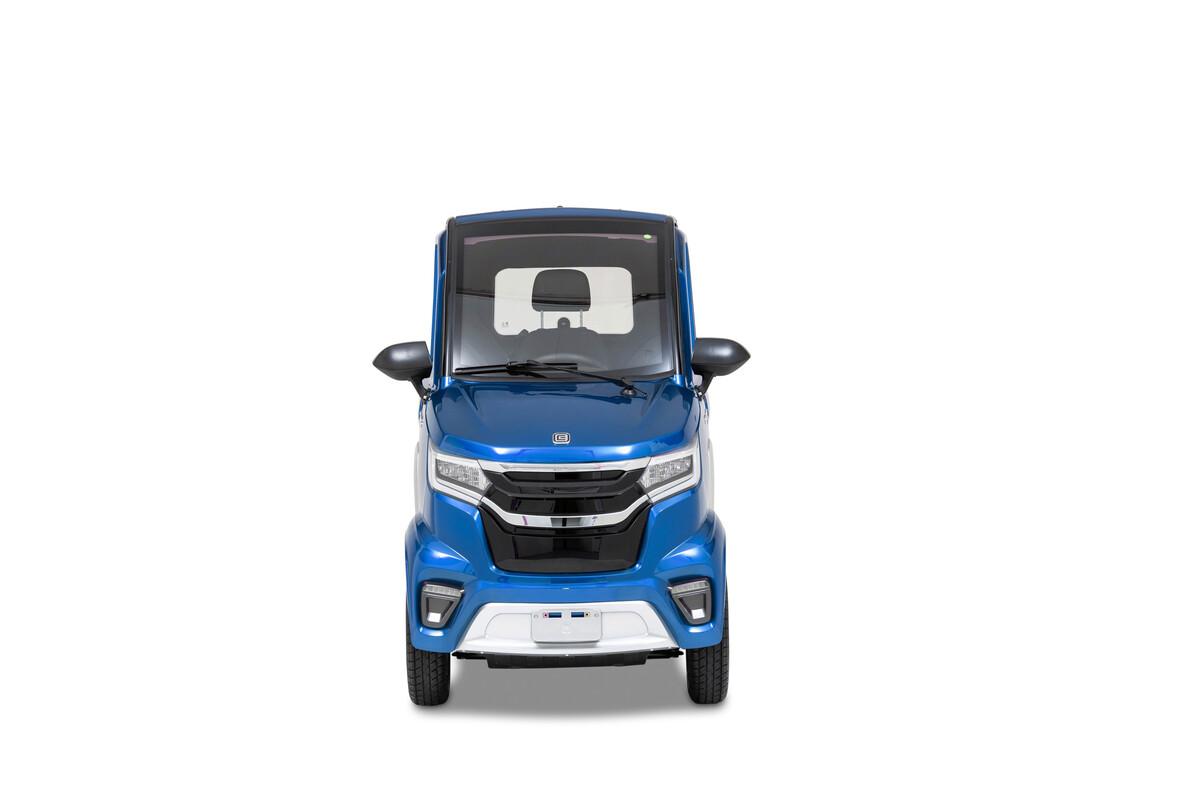 Bild 2 von ECONELO Elektro Kabinenroller M1 45 km/h blau