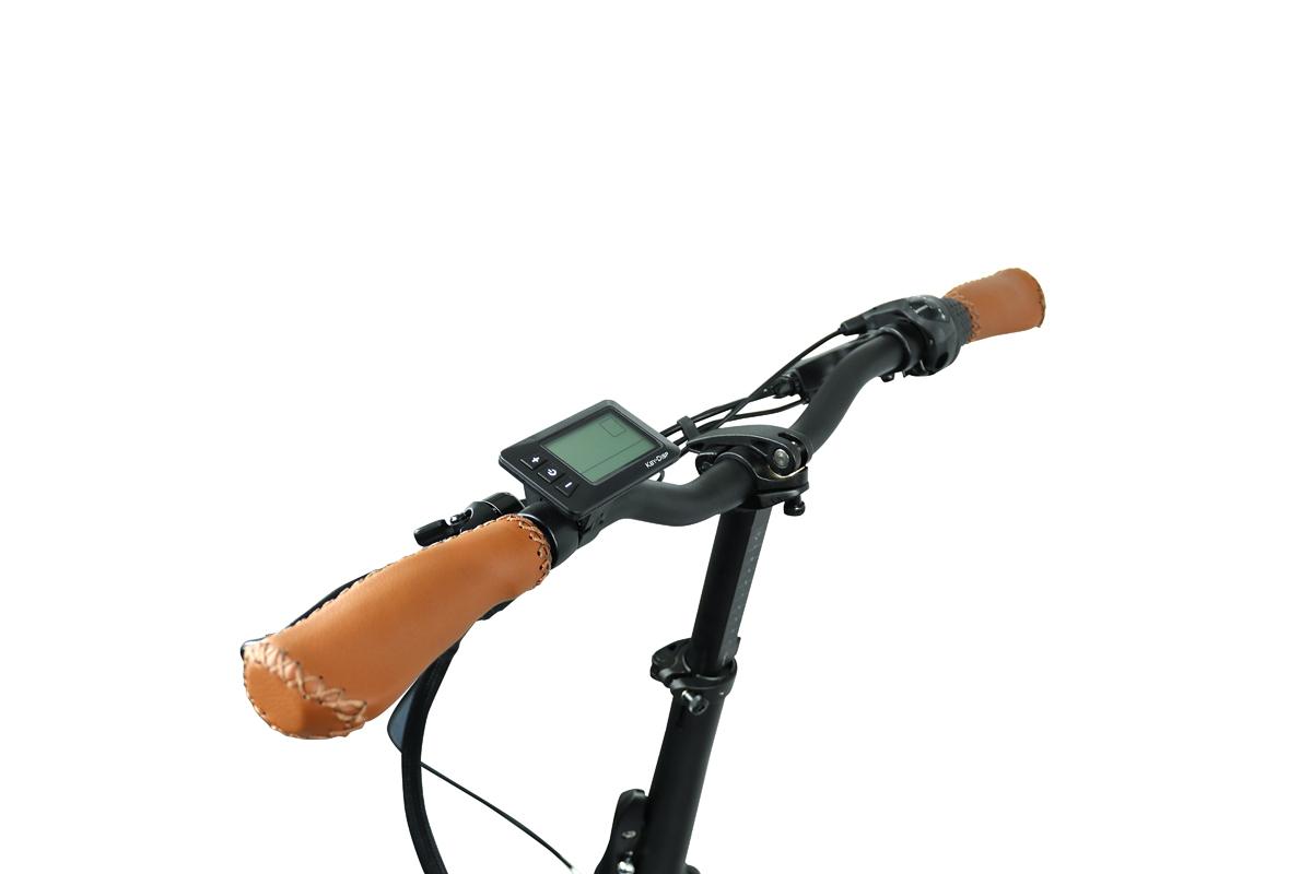 Bild 5 von Blaupunkt Falt-E-Bike FRANZI 500 inkl. Fahrradtasche
