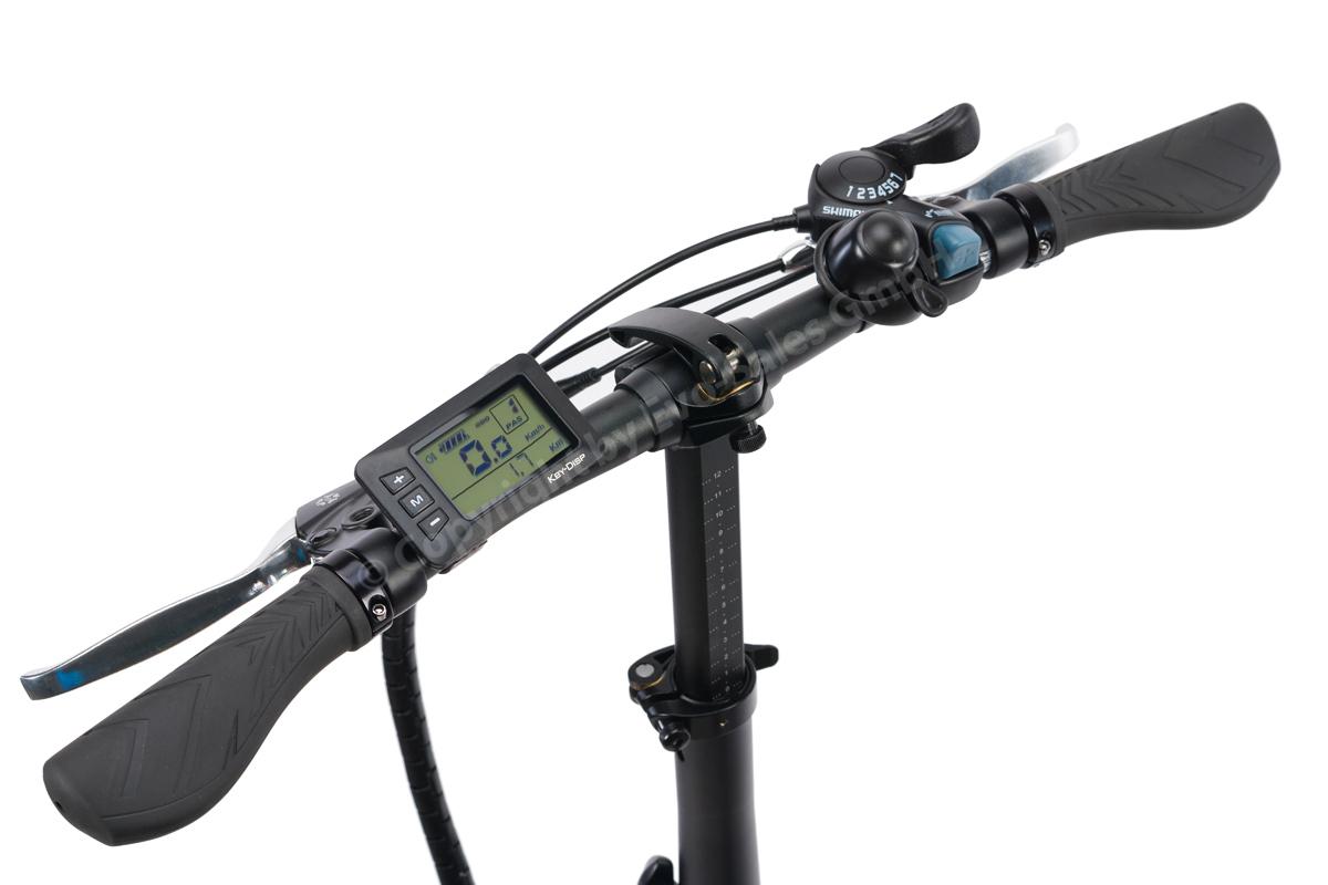 Bild 5 von BLAUPUNKT Falt-E-Bike Carl 290 inkl. Fahrradtasche