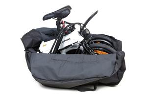 "Dot-Blue Fahrrad-Transporttasche BIKEBAG 16"" & 20"""