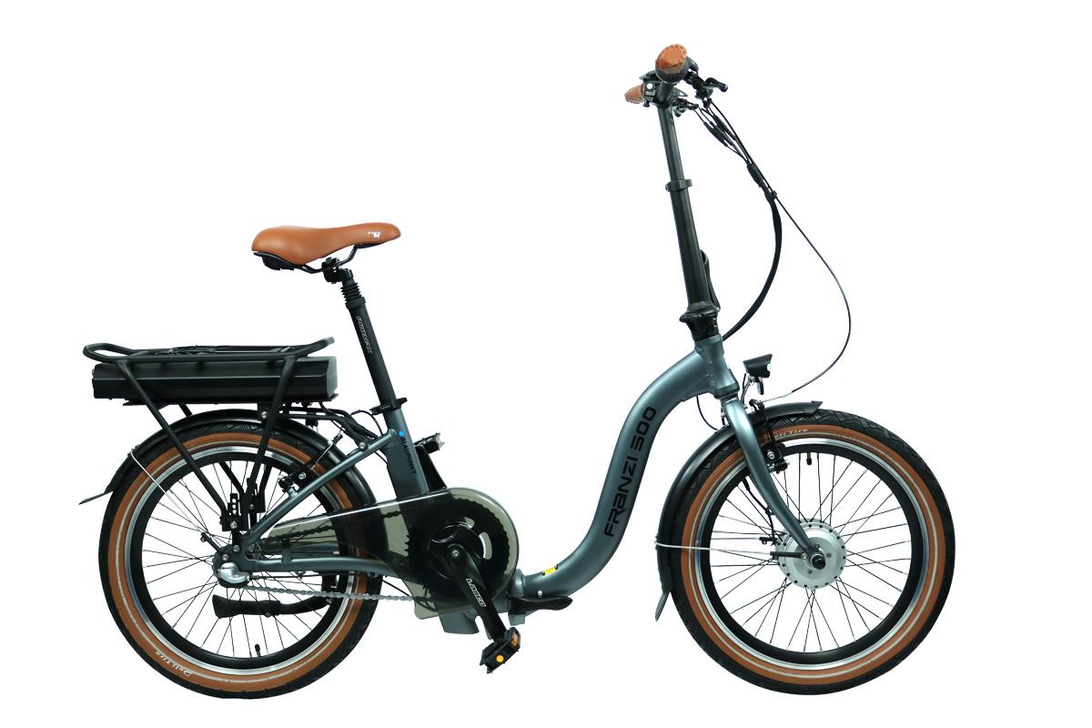 Bild 1 von Blaupunkt Falt-E-Bike FRANZI 500