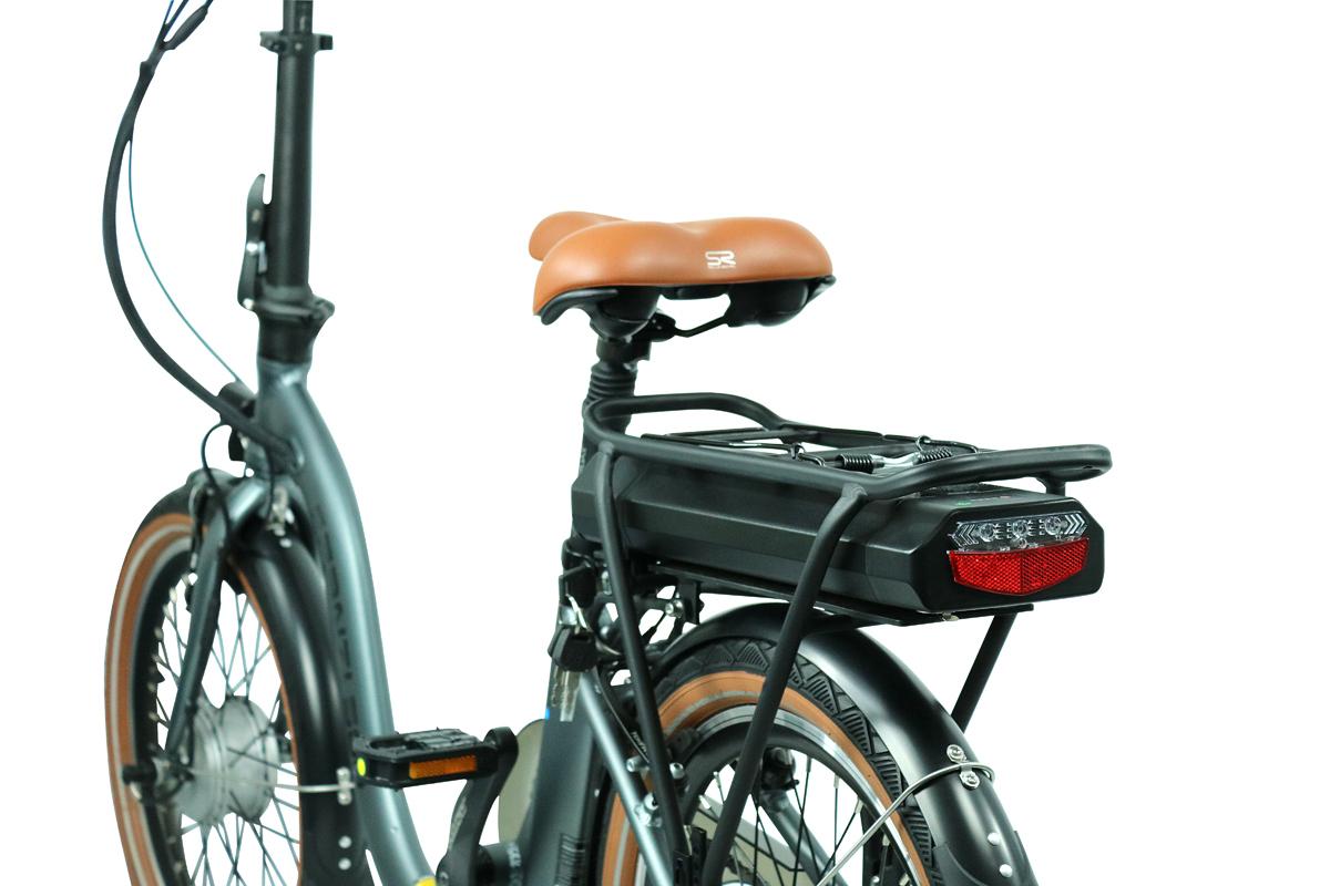 Bild 2 von Blaupunkt Falt-E-Bike FRANZI 500