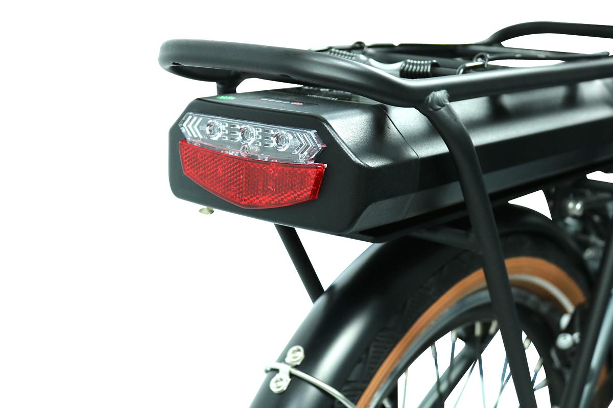 Bild 4 von Blaupunkt Falt-E-Bike FRANZI 500
