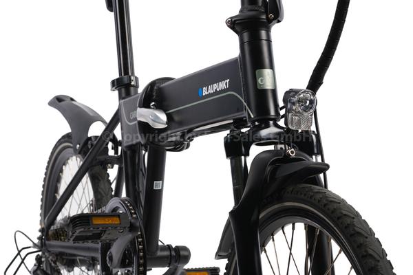 Blaupunkt Falt-E-Bike Carl 290