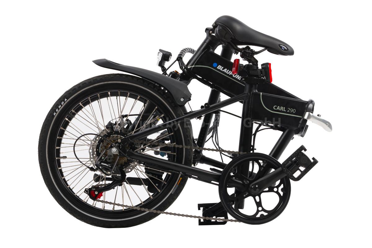 Bild 5 von Blaupunkt Falt-E-Bike Carl 290