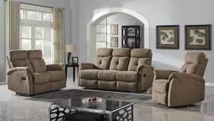 Happy Home Relaxgarnitur HSS05-BLA