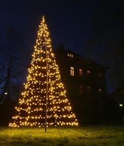 Star-Max Galaxy LED Tannenbaum 200 cm mit 300 warm weißen LED