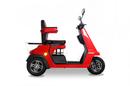 Bild 2 von DocGreen Elektromobil EM 2000 - Rot