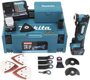 MAKITA Akku-Multifunktionswerkzeug »TM30DSMJX5 / TM30DY1JX5«, 10,8 V, inkl. 41-tgl. Zubehör