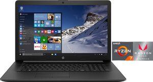 HP 17-ca1246ng Notebook (43,9 cm/17,3 Zoll, AMD Ryzen 7, Radeon RX, 1000 GB HDD, 256 GB SSD, inkl. Office-Anwendersoftware Microsoft 365 Single im Wert von 69 Euro)