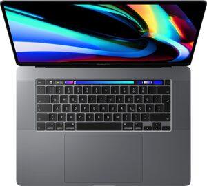 "Apple MacBook Pro 16"" Notebook (40,65 cm/16 Zoll, Intel Core i9, Radeon Pro, 1000 GB SSD, inkl. Office-Anwendersoftware Microsoft 365 Single im Wert von 69 Euro)"