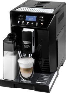 De'Longhi Kaffeevollautomat ECAM 46.860.B Eletta Evo, schwarz