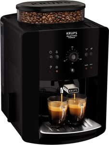 Krups Kaffeevollautomat EA8110 Arabica Quattro Force