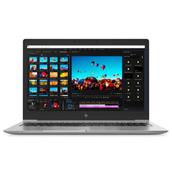 """HP ZBook 15u G6 6TP83EA Workstation 15,6"""" FHD IPS, Intel i7-8565U, 8GB RAM, 256GB SSD, Radeon Pro WX 3200, Windows 10 Pro"""