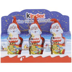 Kinder Schoko-Weihnachtsmann