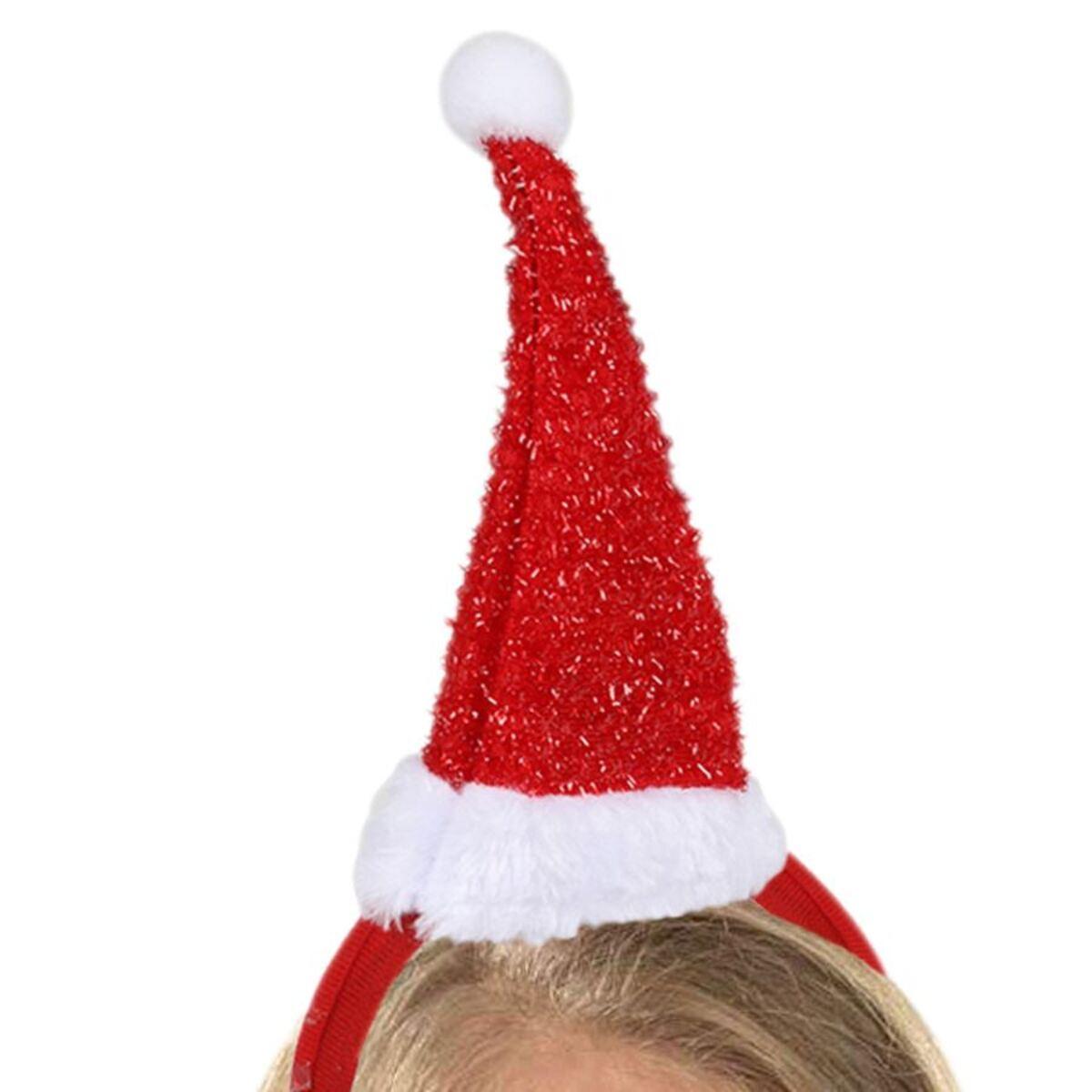 Bild 2 von Haarreif mit Nikolausmütze