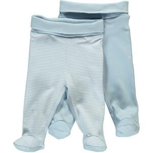 Baby Hose mit angesetztem Fuß im 2er Pack