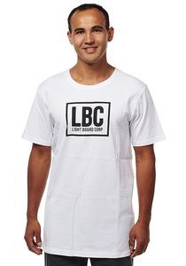 Light Corps - T-Shirt für Herren - Weiß